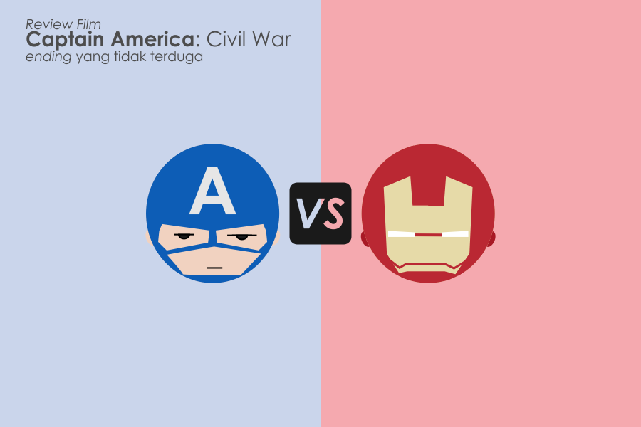 Ilustrasi Captain America: Civil War